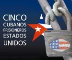 Kubanischen Helden in den USA inhaftiert