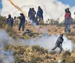 Bolivia mineros, protestas