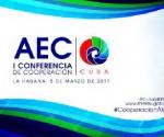 aec conferencia Cuba
