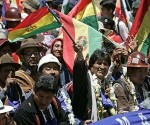 Evo Morales Boilivia