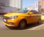 ladas nuevos taxis