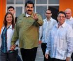 Maduro se va