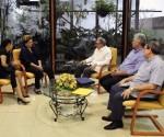 Raul y Dilma