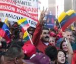 Maduro en marcha popular