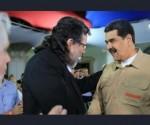 Maduro y Abel Prieto