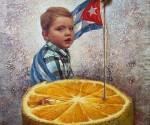 cartel niño Cuba